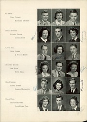 Page 13, 1945 Edition, Southport High School - Anchor Yearbook (Indianapolis, IN) online yearbook collection
