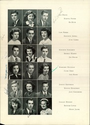 Page 14, 1945 Edition, Southport High School - Anchor Yearbook (Indianapolis, IN) online yearbook collection
