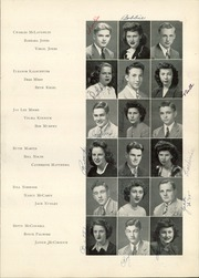 Page 15, 1945 Edition, Southport High School - Anchor Yearbook (Indianapolis, IN) online yearbook collection