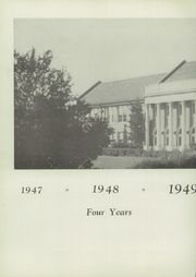 Page 6, 1950 Edition, Southport High School - Anchor Yearbook (Indianapolis, IN) online yearbook collection