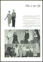 Page 10, 1958 Edition, Southport High School - Anchor Yearbook (Indianapolis, IN) online yearbook collection