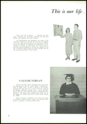 Page 12, 1958 Edition, Southport High School - Anchor Yearbook (Indianapolis, IN) online yearbook collection