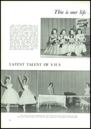 Page 16, 1958 Edition, Southport High School - Anchor Yearbook (Indianapolis, IN) online yearbook collection