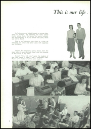 Page 8, 1958 Edition, Southport High School - Anchor Yearbook (Indianapolis, IN) online yearbook collection