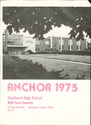 Page 5, 1975 Edition, Southport High School - Anchor Yearbook (Indianapolis, IN) online yearbook collection