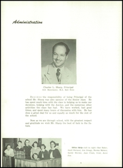 Page 10, 1952 Edition, Hamilton High School - Anchor Yearbook (Hamilton, IN) online yearbook collection