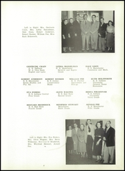 Page 11, 1952 Edition, Hamilton High School - Anchor Yearbook (Hamilton, IN) online yearbook collection