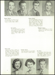 Page 15, 1952 Edition, Hamilton High School - Anchor Yearbook (Hamilton, IN) online yearbook collection