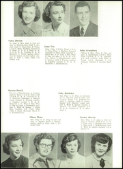 Page 16, 1952 Edition, Hamilton High School - Anchor Yearbook (Hamilton, IN) online yearbook collection