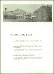 Page 8, 1952 Edition, Hamilton High School - Anchor Yearbook (Hamilton, IN) online yearbook collection