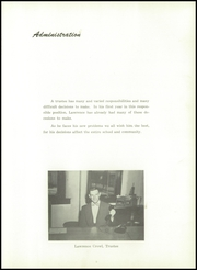 Page 9, 1952 Edition, Hamilton High School - Anchor Yearbook (Hamilton, IN) online yearbook collection