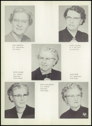 Page 10, 1956 Edition, Hamilton High School - Anchor Yearbook (Hamilton, IN) online yearbook collection