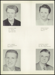 Page 12, 1956 Edition, Hamilton High School - Anchor Yearbook (Hamilton, IN) online yearbook collection