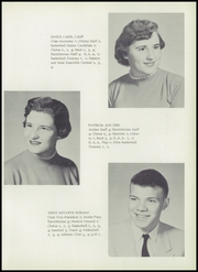 Page 17, 1956 Edition, Hamilton High School - Anchor Yearbook (Hamilton, IN) online yearbook collection