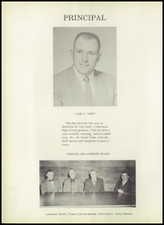 Page 8, 1956 Edition, Hamilton High School - Anchor Yearbook (Hamilton, IN) online yearbook collection