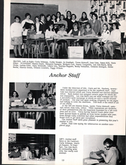 Page 17, 1969 Edition, Hamilton High School - Anchor Yearbook (Hamilton, IN) online yearbook collection