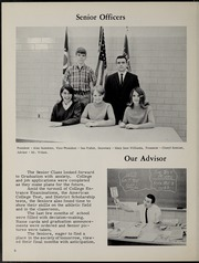 Page 10, 1967 Edition, Celina High School - Anilec Yearbook (Celina, OH) online yearbook collection