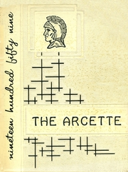 1959 Edition, Arcanum High School - Arcette Yearbook (Arcanum, OH)