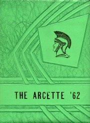 1962 Edition, Arcanum High School - Arcette Yearbook (Arcanum, OH)
