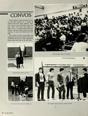 Page 12, 1985 Edition, Carroll High School - Argosy Yearbook (Flora, IN) online yearbook collection