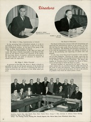 Page 16, 1947 Edition, Rockford East High School - Argus Yearbook (Rockford, IL) online yearbook collection