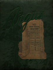 1952 Edition, Rockford East High School - Argus Yearbook (Rockford, IL)