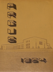 1954 Edition, Rockford East High School - Argus Yearbook (Rockford, IL)