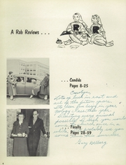 Page 8, 1955 Edition, Rockford East High School - Argus Yearbook (Rockford, IL) online yearbook collection