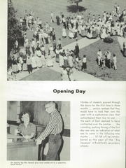 Page 10, 1958 Edition, Rockford East High School - Argus Yearbook (Rockford, IL) online yearbook collection