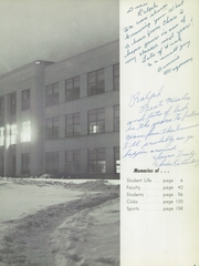Page 9, 1958 Edition, Rockford East High School - Argus Yearbook (Rockford, IL) online yearbook collection