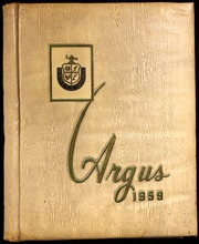 1959 Edition, Rockford East High School - Argus Yearbook (Rockford, IL)