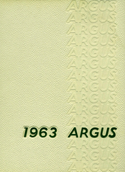 1963 Edition, Rockford East High School - Argus Yearbook (Rockford, IL)