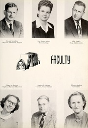 Page 9, 1953 Edition, Grovertown High School - Aries Yearbook (Grovertown, IN) online yearbook collection