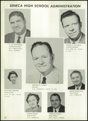 Page 14, 1960 Edition, Seneca High School - Arrow Yearbook (Louisville, KY) online yearbook collection