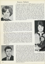 Page 14, 1966 Edition, Seneca High School - Arrow Yearbook (Louisville, KY) online yearbook collection