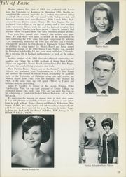 Page 17, 1966 Edition, Seneca High School - Arrow Yearbook (Louisville, KY) online yearbook collection