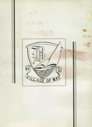 Page 5, 1939 Edition, Bay High School - Small Change Yearbook (Bay Village, OH) online yearbook collection