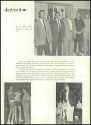 Page 11, 1958 Edition, Bay High School - Small Change Yearbook (Bay Village, OH) online yearbook collection