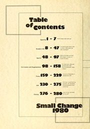 Page 4, 1980 Edition, Bay High School - Small Change Yearbook (Bay Village, OH) online yearbook collection