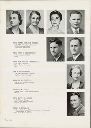 Page 12, 1942 Edition, Bexley High School - Bexleo Yearbook (Bexley, OH) online yearbook collection