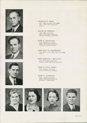 Page 13, 1942 Edition, Bexley High School - Bexleo Yearbook (Bexley, OH) online yearbook collection