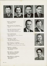 Page 14, 1942 Edition, Bexley High School - Bexleo Yearbook (Bexley, OH) online yearbook collection