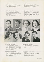 Page 17, 1942 Edition, Bexley High School - Bexleo Yearbook (Bexley, OH) online yearbook collection