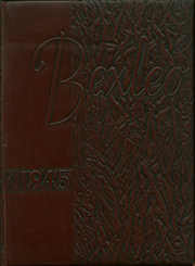 1945 Edition, Bexley High School - Bexleo Yearbook (Bexley, OH)