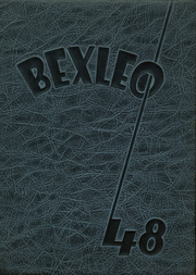 1948 Edition, Bexley High School - Bexleo Yearbook (Bexley, OH)