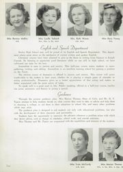 Page 14, 1950 Edition, Bexley High School - Bexleo Yearbook (Bexley, OH) online yearbook collection