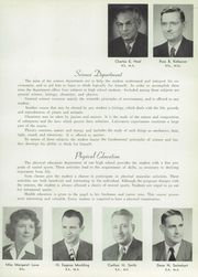 Page 15, 1950 Edition, Bexley High School - Bexleo Yearbook (Bexley, OH) online yearbook collection