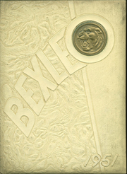 1951 Edition, Bexley High School - Bexleo Yearbook (Bexley, OH)