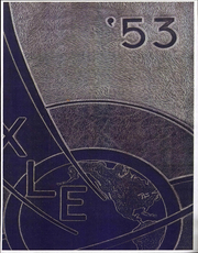 1953 Edition, Bexley High School - Bexleo Yearbook (Bexley, OH)