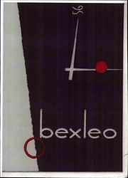 1956 Edition, Bexley High School - Bexleo Yearbook (Bexley, OH)